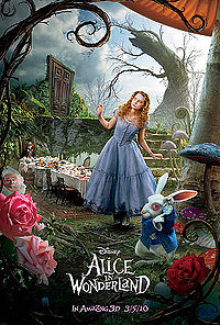 http://en.wikipedia.org/wiki/Alice_in_Wonderland_(2010_film)